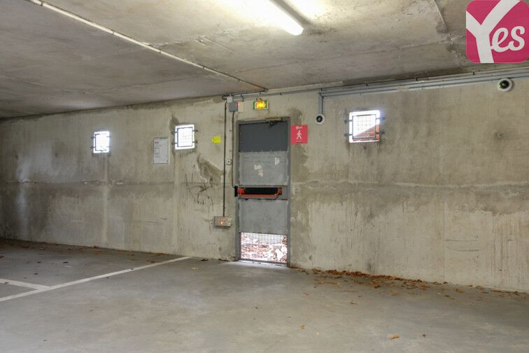 Parking Gymnase Victor Hugo - Gagny avis