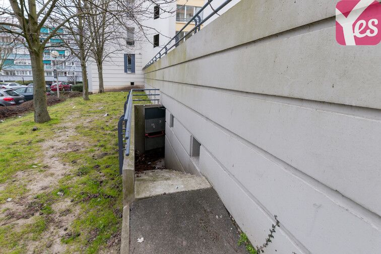 Parking Gymnase Victor Hugo - Gagny 93220
