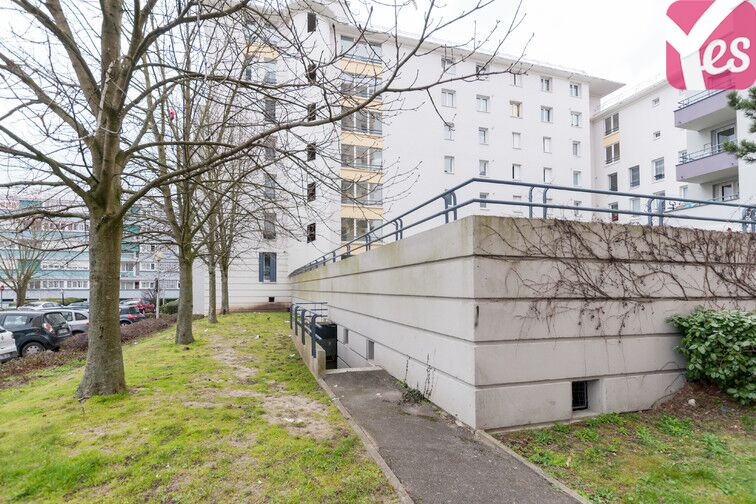 Parking Gymnase Victor Hugo - Gagny gardien