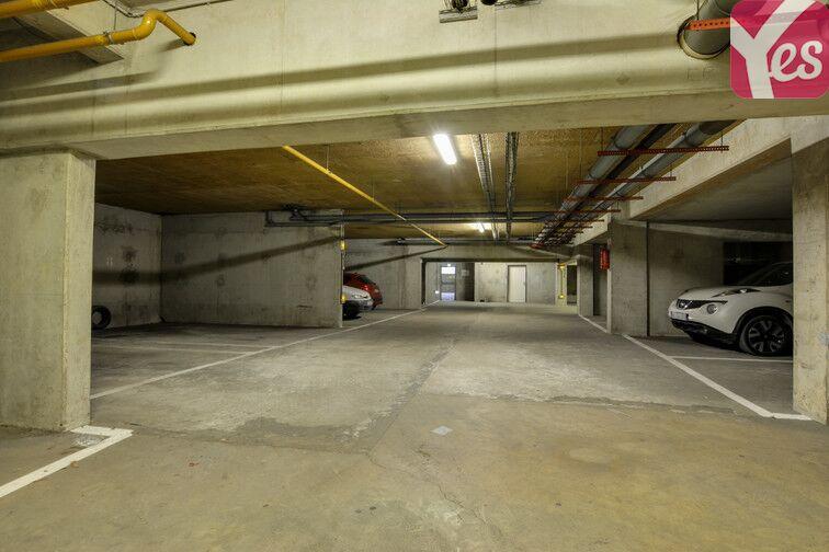 Parking Gymnase Victor Hugo - Gagny 24/24 7/7