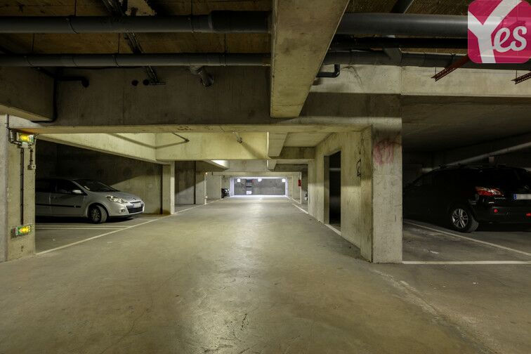 Parking Gymnase Victor Hugo - Gagny 50 rue du 18 juin
