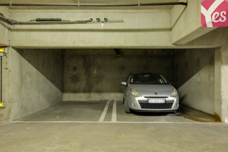 Parking Gymnase Victor Hugo - Gagny box