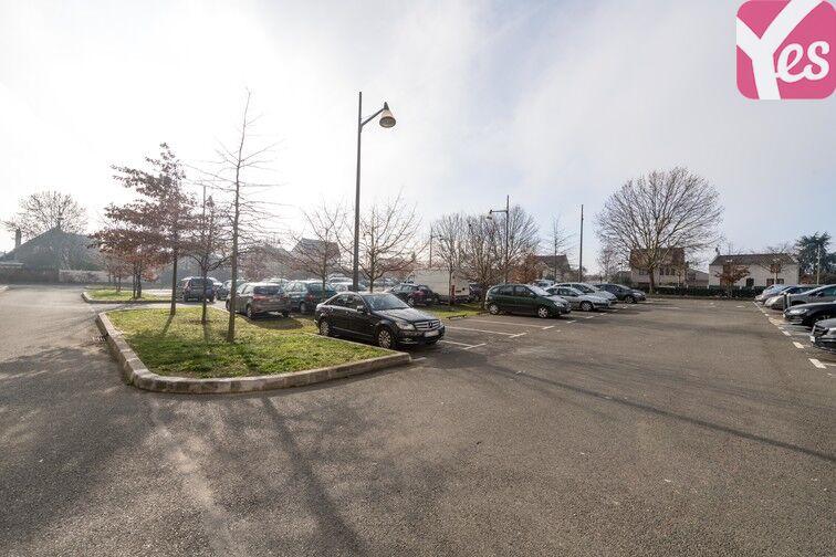 Parking Docteur Albert Calmette - Le Blanc-Mesnil caméra