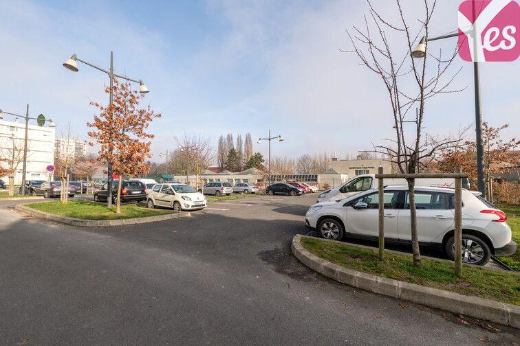 Parking Docteur Albert Calmette - Le Blanc-Mesnil sécurisé