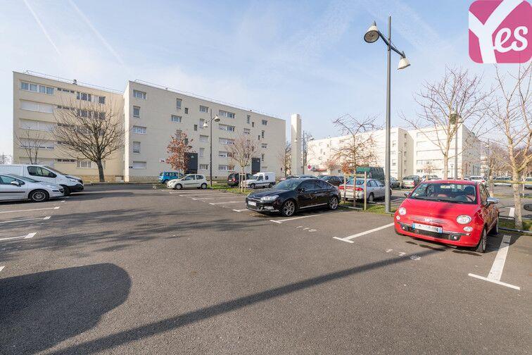 Parking Docteur Albert Calmette - Le Blanc-Mesnil gardien