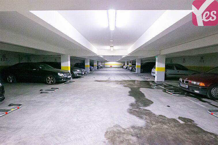 Parking Val de Fontenay - RER location mensuelle