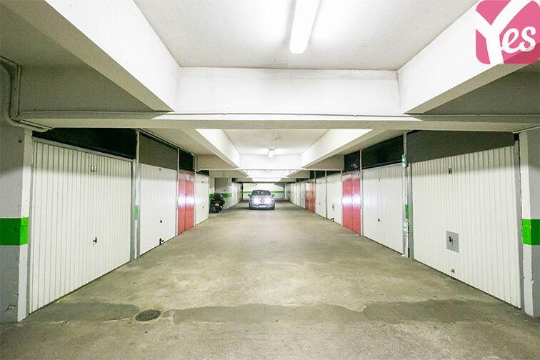 Parking Val de Fontenay - RER sécurisé