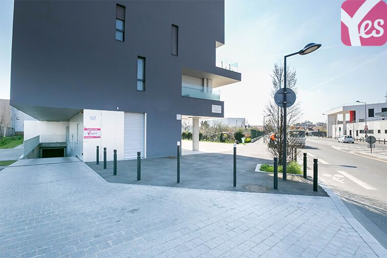 Parking Emile Zola - Pierrefitte-sur-Seine 24/24 7/7