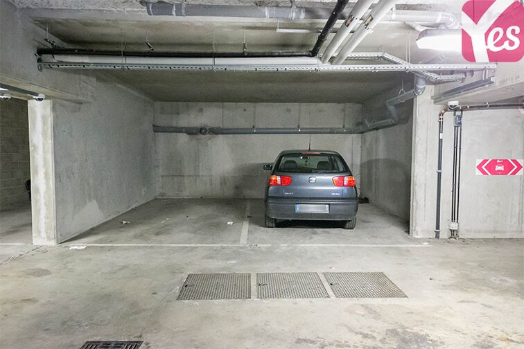 Parking Emile Zola - Pierrefitte-sur-Seine gardien