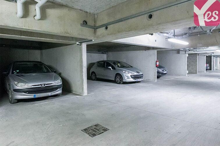 Parking Emile Zola - Pierrefitte-sur-Seine en location