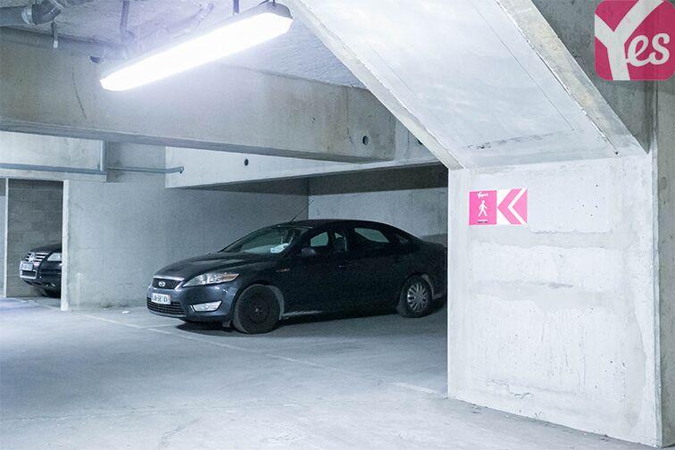 Parking Emile Zola - Pierrefitte-sur-Seine garage