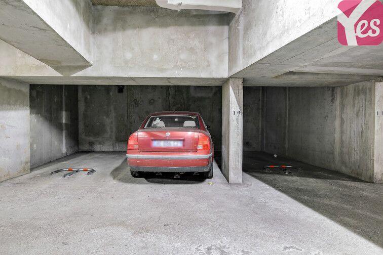 Parking Parc Nathalie Gautier - Villeurbanne pas cher