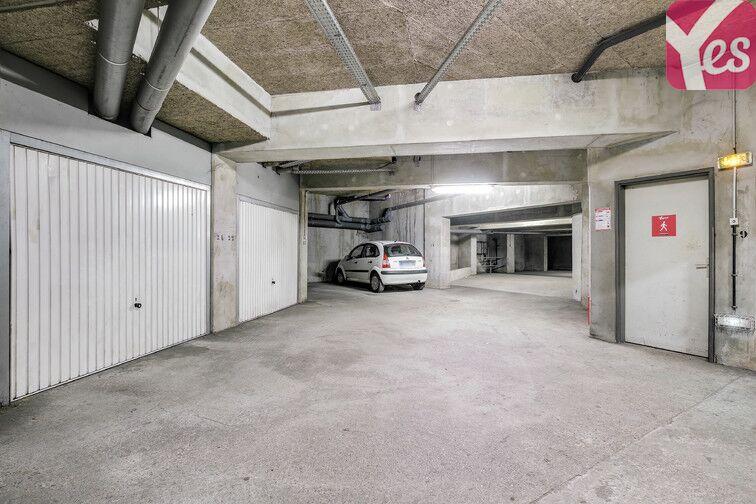 Parking Parc Nathalie Gautier - Villeurbanne garage