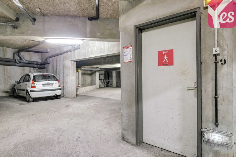 Parking Parc Nathalie Gautier - Villeurbanne location