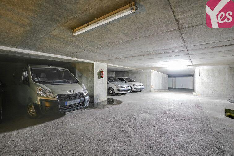 Parking Parc Nathalie Gautier - Villeurbanne 36 rue Jean Jaurès