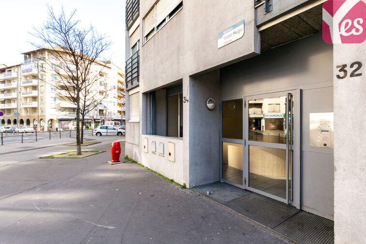 Parking Parc Nathalie Gautier - Villeurbanne sécurisé