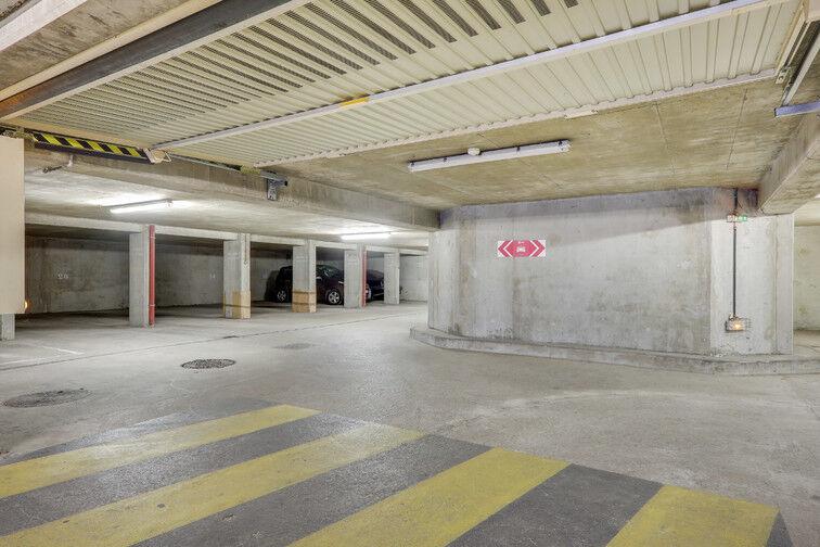 Parking Faculté de médecine Laennec - Lyon caméra