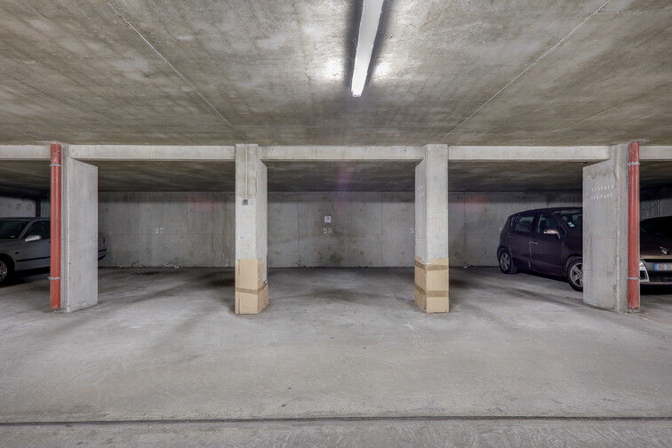 Parking Faculté de médecine Laennec - Lyon souterrain