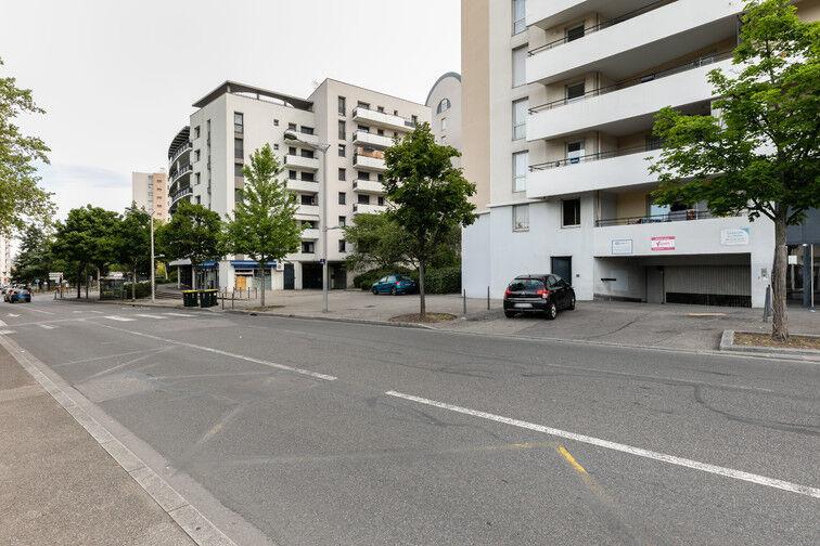 Parking Faculté de médecine Laennec - Lyon 69008
