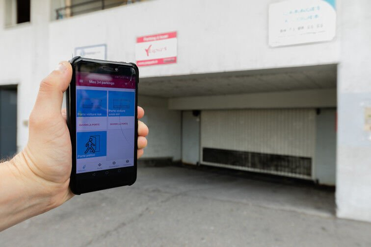 Location parking Faculté de médecine Laennec - Lyon
