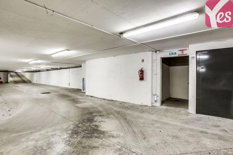 Parking Parc Prairie - Choisy-le-Roi Choisy-le-Roi