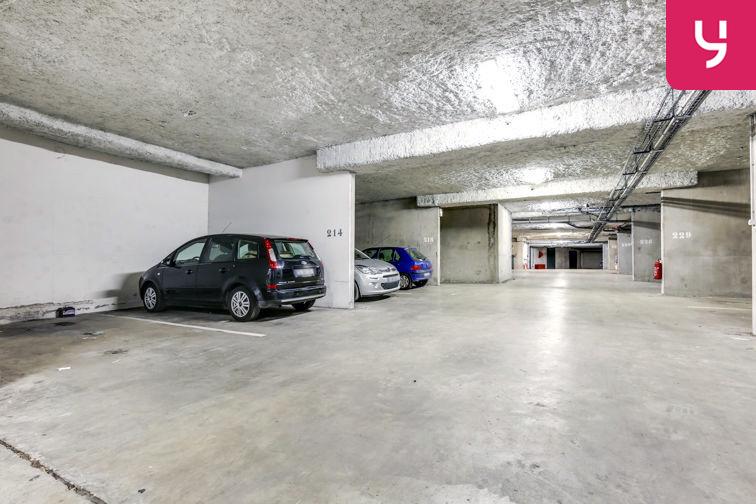 location parking Hôpital Henri-Mondor - Rue Gustave Eiffel - Créteil