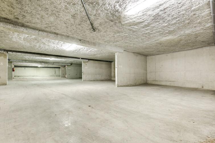 Parking Gare de Massy-Palaiseau - Rue Jules Verne - Massy sécurisé