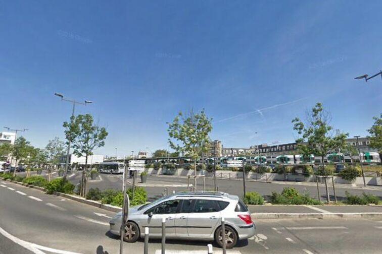 Parking Gare de Houilles - Place André Malraux - Houilles 78800