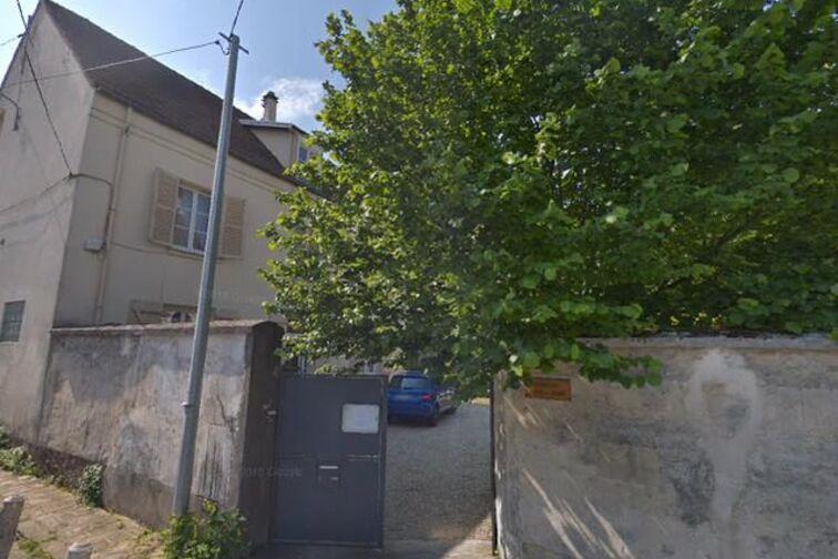 Parking Cimetière de Quincy-sous-Sénart - Rue Boissy-Saint-Léger - Quincy-sous-Sénart caméra