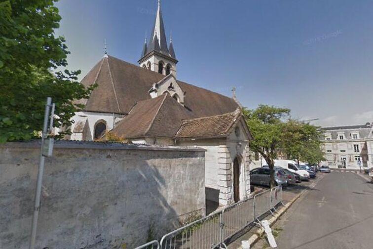 location parking Cimetière de Quincy-sous-Sénart - Rue Boissy-Saint-Léger - Quincy-sous-Sénart