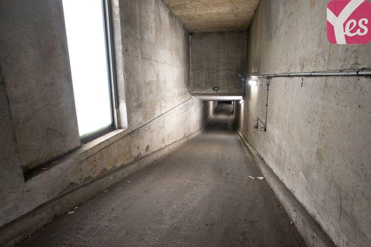 Parking Crimée souterrain