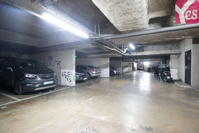 Parking Crimée caméra