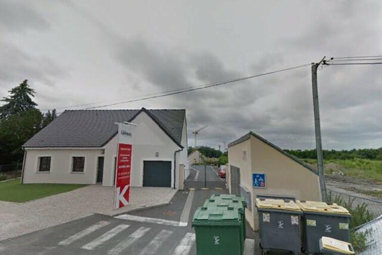Parking Pierre et Marie Curie - Saint-Jean-de-Braye location mensuelle