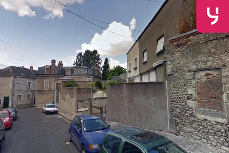 Location parking Coligny - Orléans