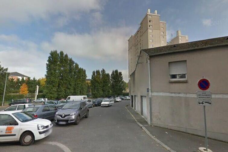 Parking Général Patton - Coligny - Orléans sécurisé
