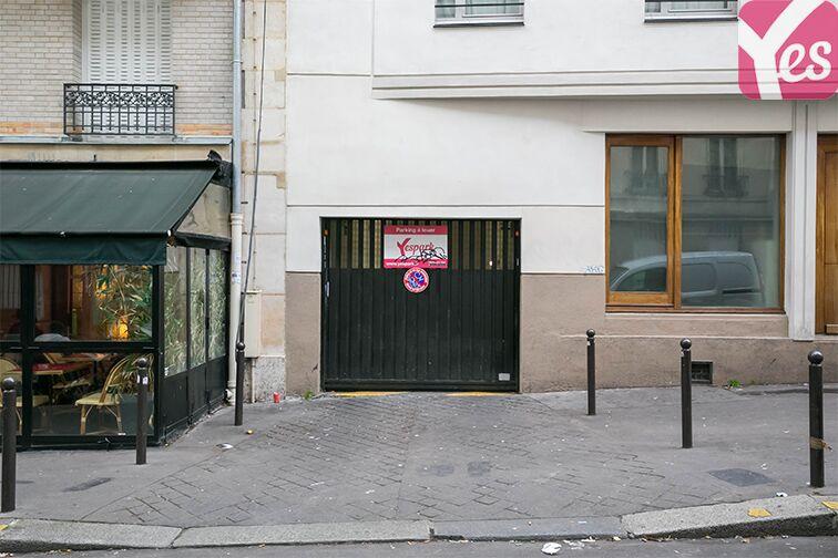 Parking Couronnes - Moulin Joly sécurisé