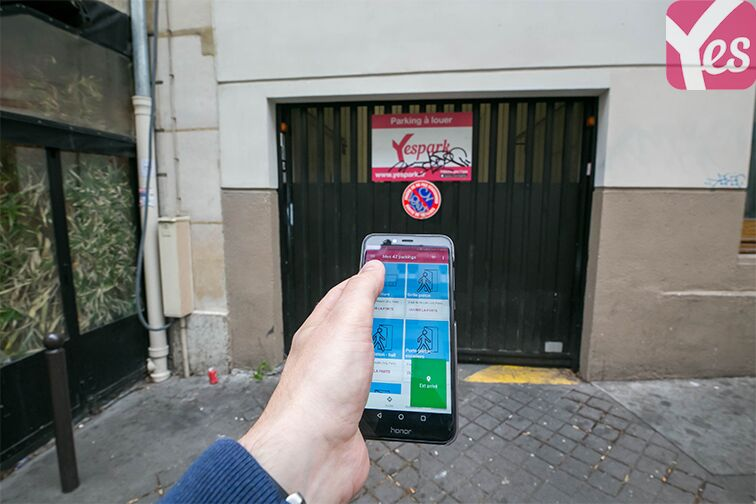 location parking Couronnes - Moulin Joly