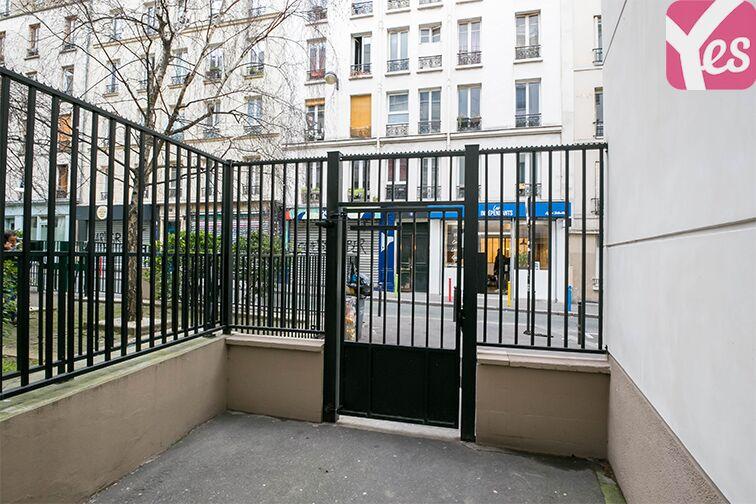 Parking Couronnes - Moulin Joly 3 rue du Moulin Joly