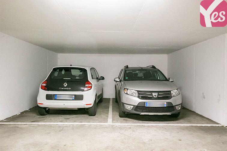 Parking Couronnes - Moulin Joly location mensuelle