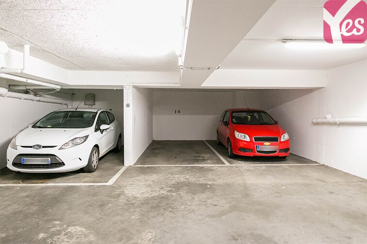 Parking Couronnes - Moulin Joly 75011