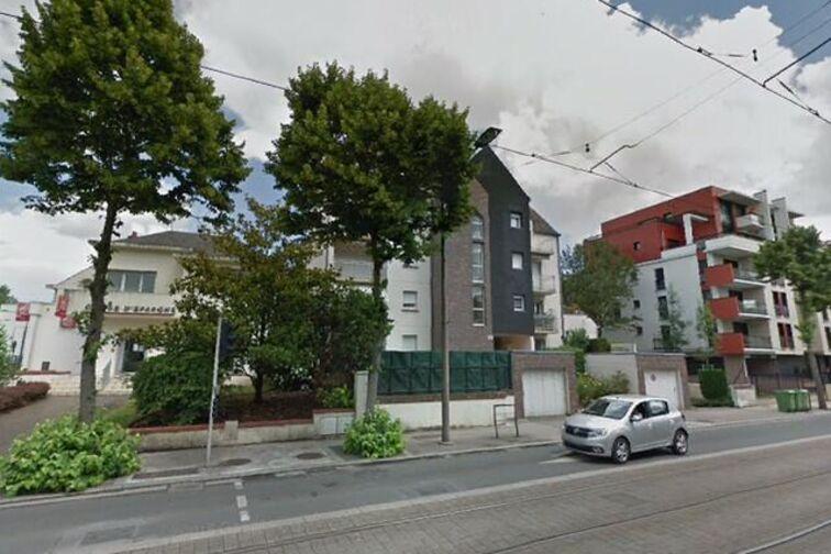 Parking Mairie de proximité - Saint Marceau - Orléans sécurisé