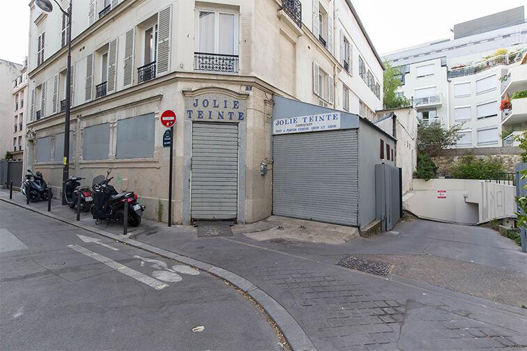 Parking Richard Lenoir - Paris 11 pas cher