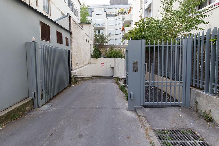 Parking Richard Lenoir - Paris 11 Paris