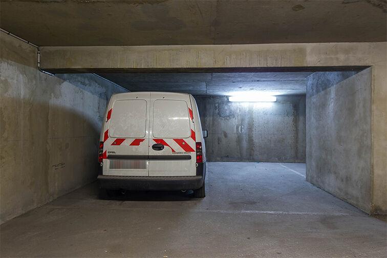 Parking Richard Lenoir - Paris 11 caméra