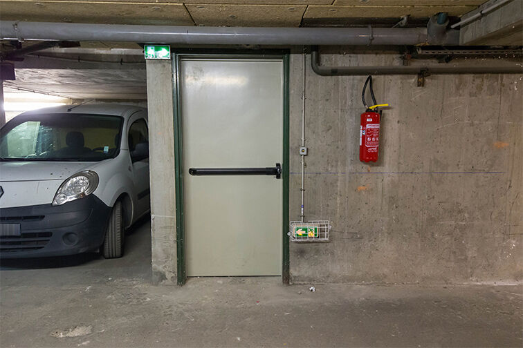 Parking Richard Lenoir - Paris 11 box