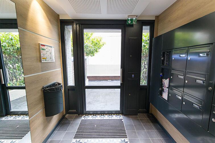 Parking Richard Lenoir - Paris 11 sécurisé