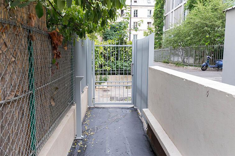 Parking Richard Lenoir - Paris 11 location