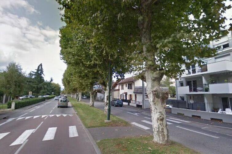Parking Lepic - Aix-les-Bains (aérien) caméra