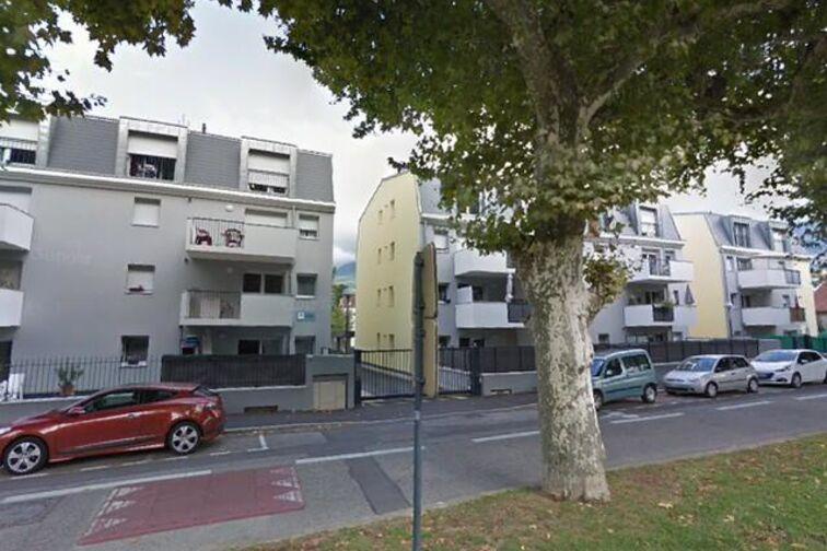 Parking Lepic - Aix-les-Bains (aérien) avis