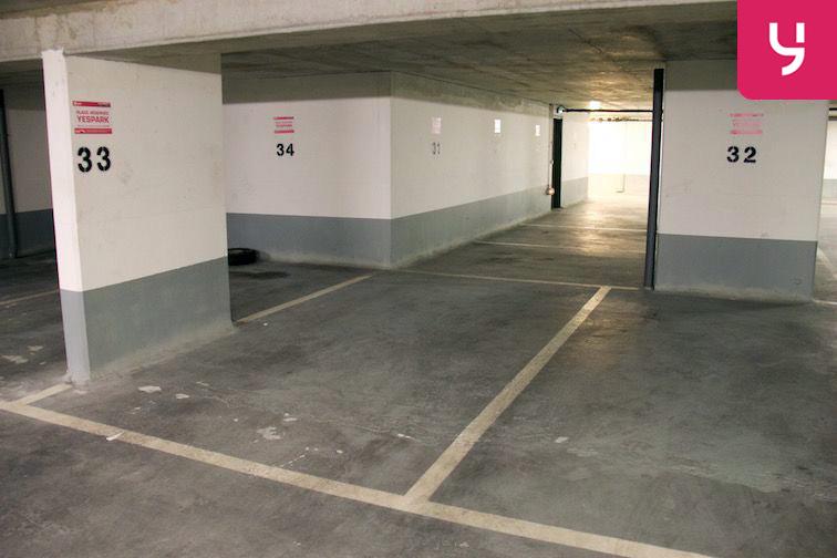 Parking Saint-Ouen RER - Boulevard Victor Hugo garage